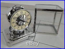 Magnifique horloge pendule (Clock) Atmos Jaeger LeCoultre 1941