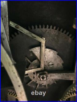 Mécanisme 1 aiguille a galerie XVIIe