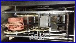 Mécanisme 1 aiguille mouvement horloge comtoise wallclock clock Uhr Wanduhr