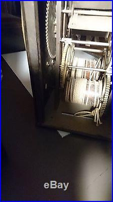 Mecanisme à cartouche 1 aiguille XVIIIe a gallerie