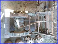 Mecanisme de clocher
