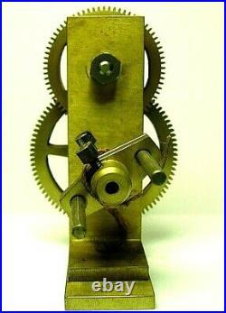 Minuterie cadran horloge regulateur uhr dédifice clocher comtoise gare turmuhr