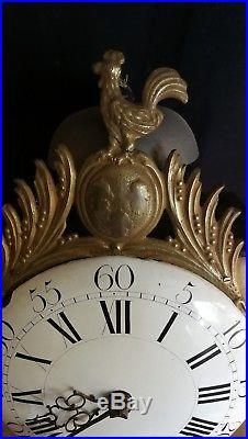 Mouvemennt d'horloge époque Louis XVI