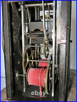 Mouvement Comtoise début XVIII ieme siècle 1 aiguille Antique clock