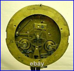 Mouvement a fil de pendule XIXème (4), mécanique, mouvement, empire, pièce détachée