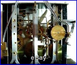 Mouvement carillon uhr clock Comtoise WESTMINSTER 8 tiges 8 marteau No odo