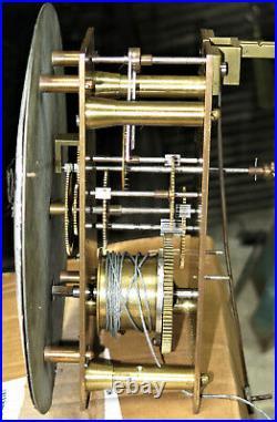 Mouvement complet de régulateur pendule PAUL GARNIER station clock (no lepaute)