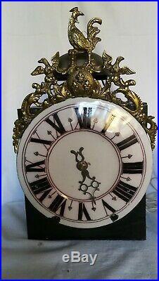 Mouvement d'horloge 18ème
