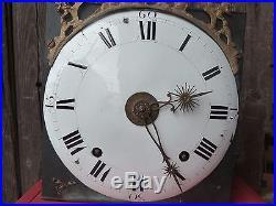 Mouvement d horloge ancien