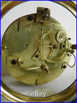 Mouvement de pendule, 1839, quantième