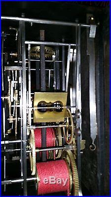 mouvement horloge comtoise quarts 3 corps de rouages compl te horloges pendules. Black Bedroom Furniture Sets. Home Design Ideas