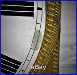 Mouvement horloge pendule 4 cloches début XIXe réf A24/32