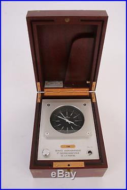OMEGA Megaquartz 4.19MHz Marine Ship Chronometer / Clock / Garde temps