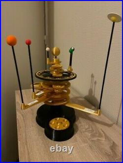 Orrery, SYSTEME SOLAIRE, planétaire