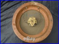 Pendule Brillié made in France horloge Lucien Brillié vers 1930