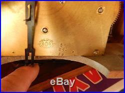 Pendule, Carillon ODO 8 marteaux 8 tiges, horloge, horlogio Bon fonctionnement