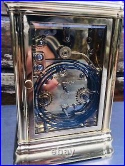 Pendule De Voyage LEpee Phase De Lune Officier
