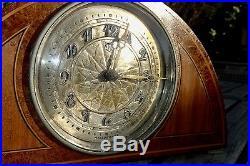 Pendule Horloge Ato Art Deco