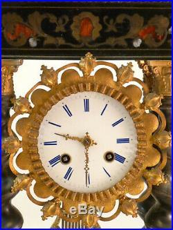 Pendule Napoléon III clock uhr reloj orologio