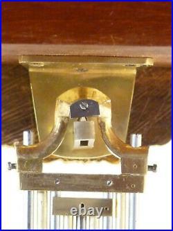 Pendule Regulateur Portique d'époque Charles X clock uhr reloj orologio bronze