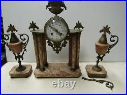Pendule horloge ancienne