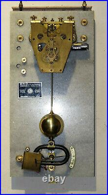 Pendule industrielle BRILLIE electrique master clock (no lepaute, Ato)