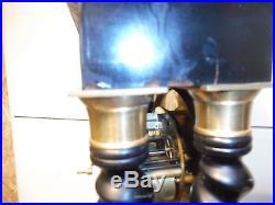 Pendule portique colonnes torsadees fonctionne sonne
