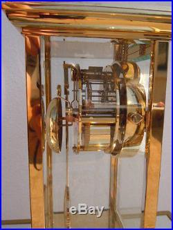 Pendule regulateur Le Trianon L'Epée Paris France 9000 pendule l'épée