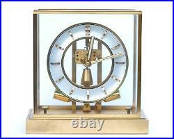 Pendule squelette Ato Electric Magnetic. Léon Hatot. Art Déco