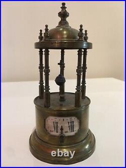 Pendulette de table ancienne