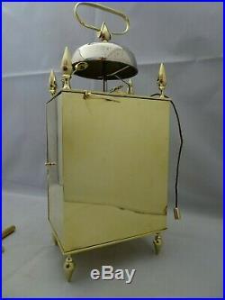Pendulette pendule à sonnerie CAPUCINE XVIII ième