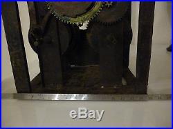 Petit mécanisme mouvement Haute-saône horloge comtoise Uhr reloj Wanduhr clock