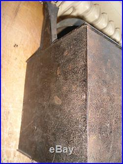 Petite comtoise 24 cartouche largeur 21,5 cm nettoyer et réviser et nettoyer