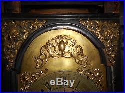 b74cfc0164f Religieuse Cartel Ancien 18eme Horloger Italien Rome Sort Grenier