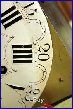 Rare Comtoise Deux Cloches Sonnerie Tres Particuliere