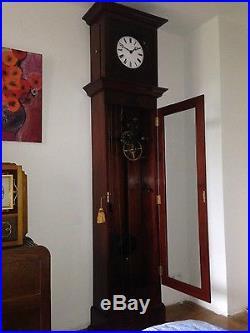 Rare Régulateur, Horloge de Parquet ancienne