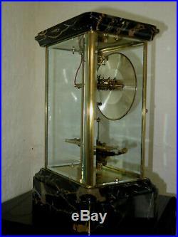 Rare pendule electric BULLE CLOCK horloge années 20 Art Déco (no ato, brillié)