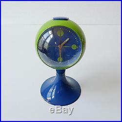 Réveil vintage deco années 70 design 1970 por art alarm clock panton space age