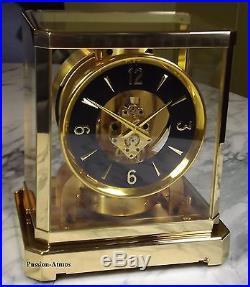 SUPERBE PENDULE ATMOS III de 1952 Jaeger LeCoultre (clock uhr)