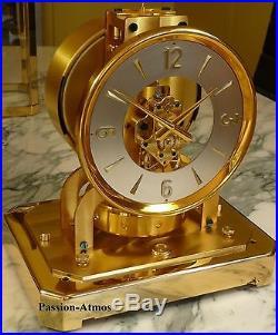 SUPERBE PENDULE ATMOS III de 1953 Jaeger LeCoultre (clock uhr)