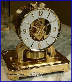 SUPERBE PENDULE ATMOS VI de 1965 Jaeger LeCoultre (clock uhr)