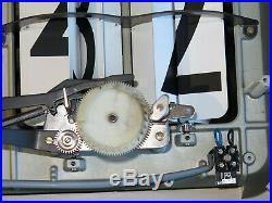Superbe horloge SOLARI UDINE Cifra 12 flip flap clock