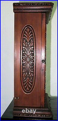 Superbe pendule BULLE CLOCK electric carved clock (no ato, brillié)