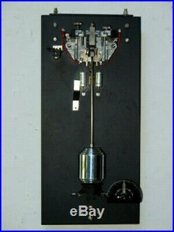 Superbe pendule electrique LEPAUTE industrial clock (no Brillié, Ato)
