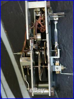 Superbe pendule mère CHARVET-DELORME master clock (no Brillié, Lepaute, Ato)