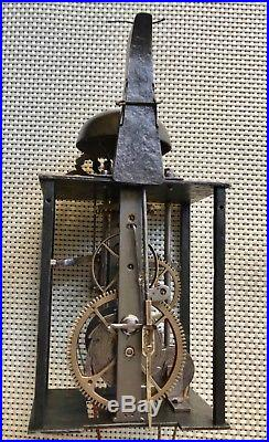Tres Petit Horloge Comtoise (12,5) CM