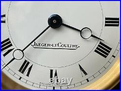 Tres Rare Pendule Atmos Etat Neuf Avec Boite Jubile Reutter Jaeger Lecoultre