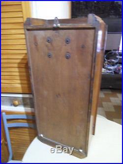 Vintage art deco clock uhr pendule horloge carillon Manufrance Reynaldo Hahn